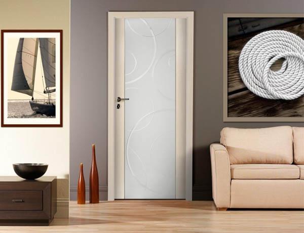 Фото двери в интерьере