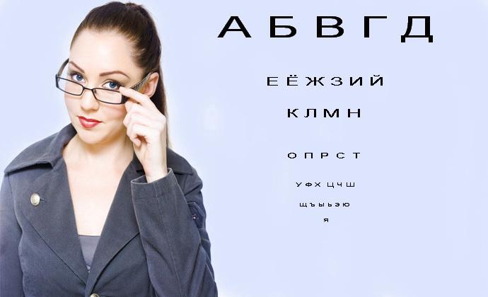 Как вылечить минус зрение