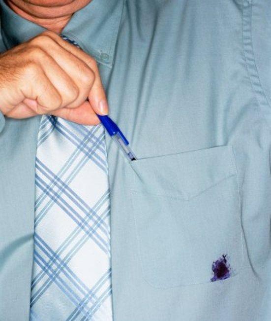 Как сделать пятно на рубашке 801