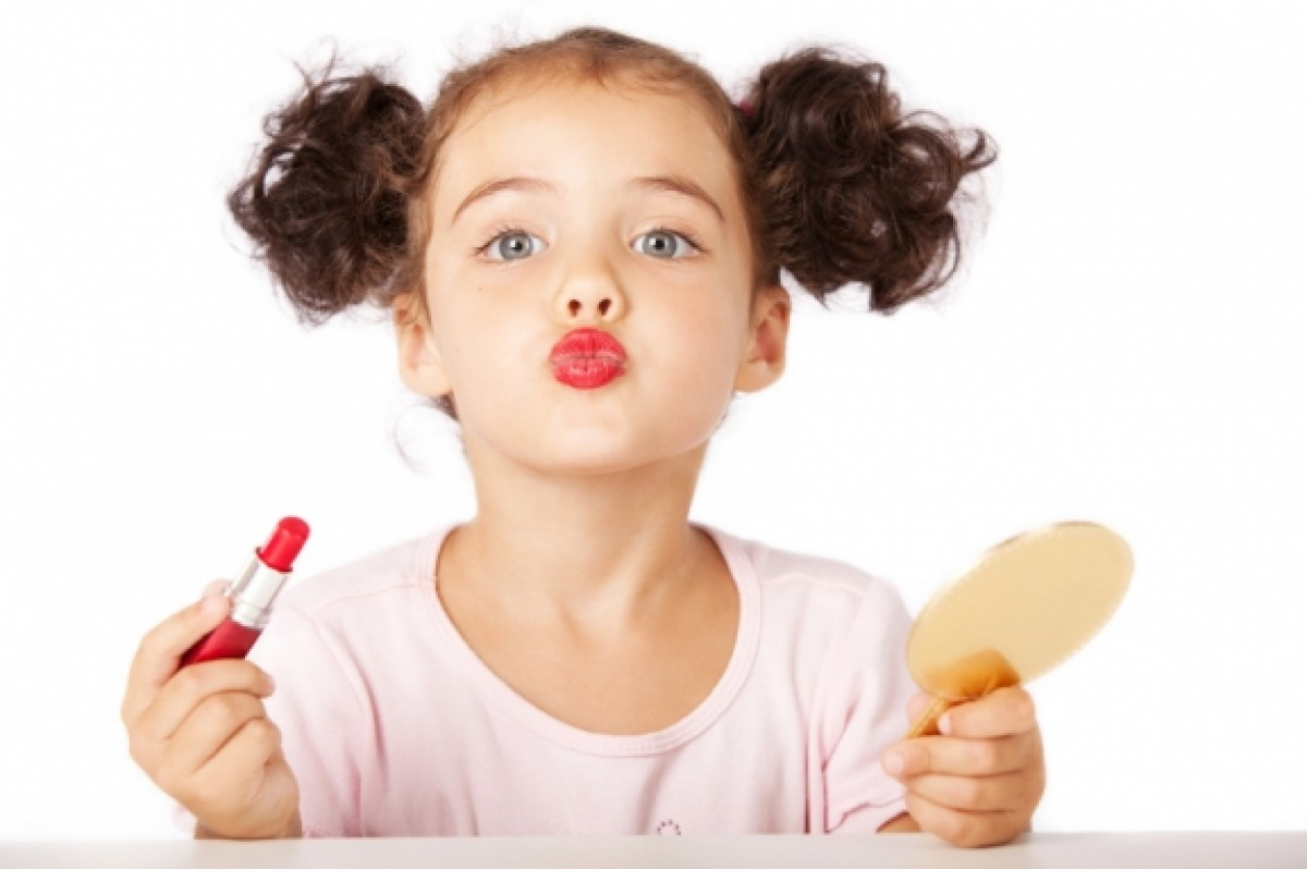 девочки макияж для девочек