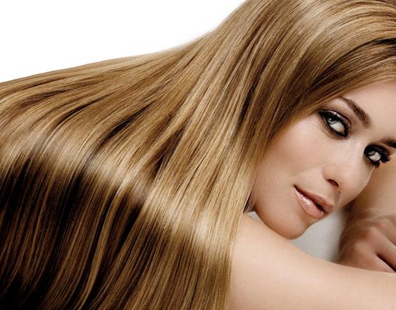 Окрашивание волос однотонное