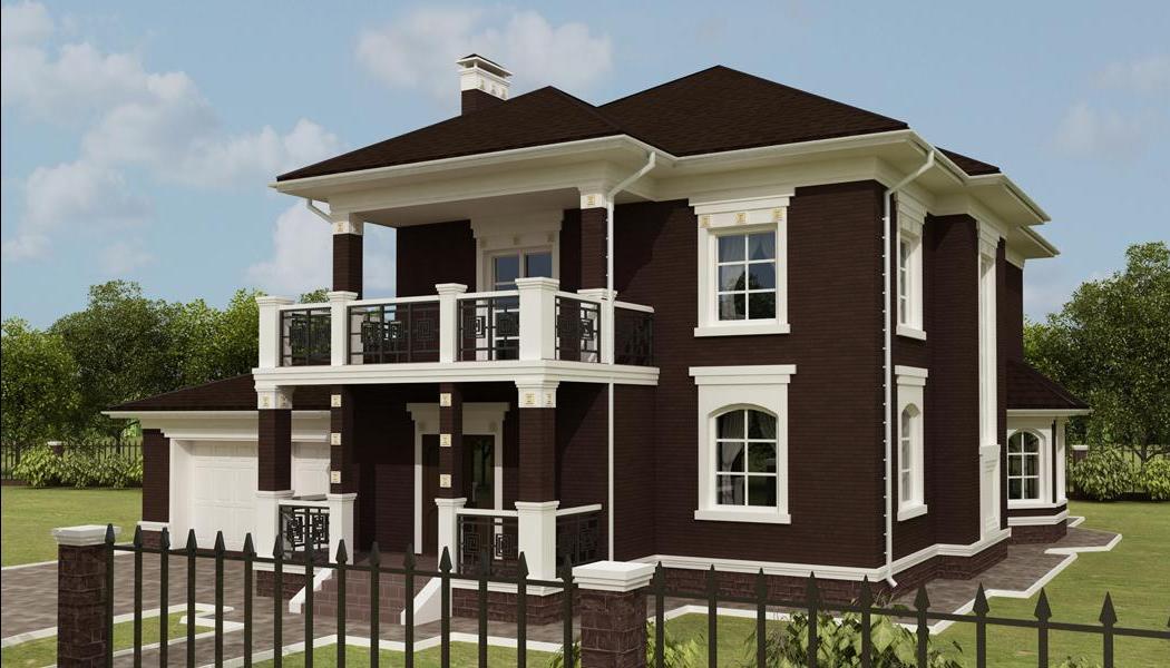 Дизайн дома с наружи фото