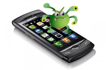 Чистим телефон от вируса