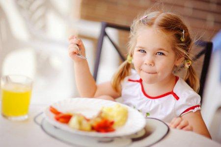 Каким должно быть здоровое питание в детском саду?