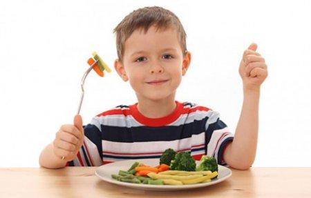 Нюанси харчування в дитячому садку