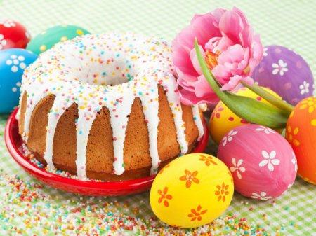 Готовимся к празднику: блюда на Пасху