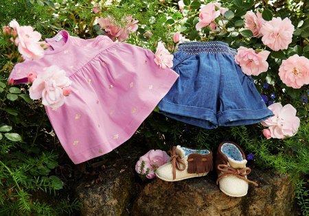 Rozetka: United Colors of Benetton представил весеннюю линейку одежды для девочек