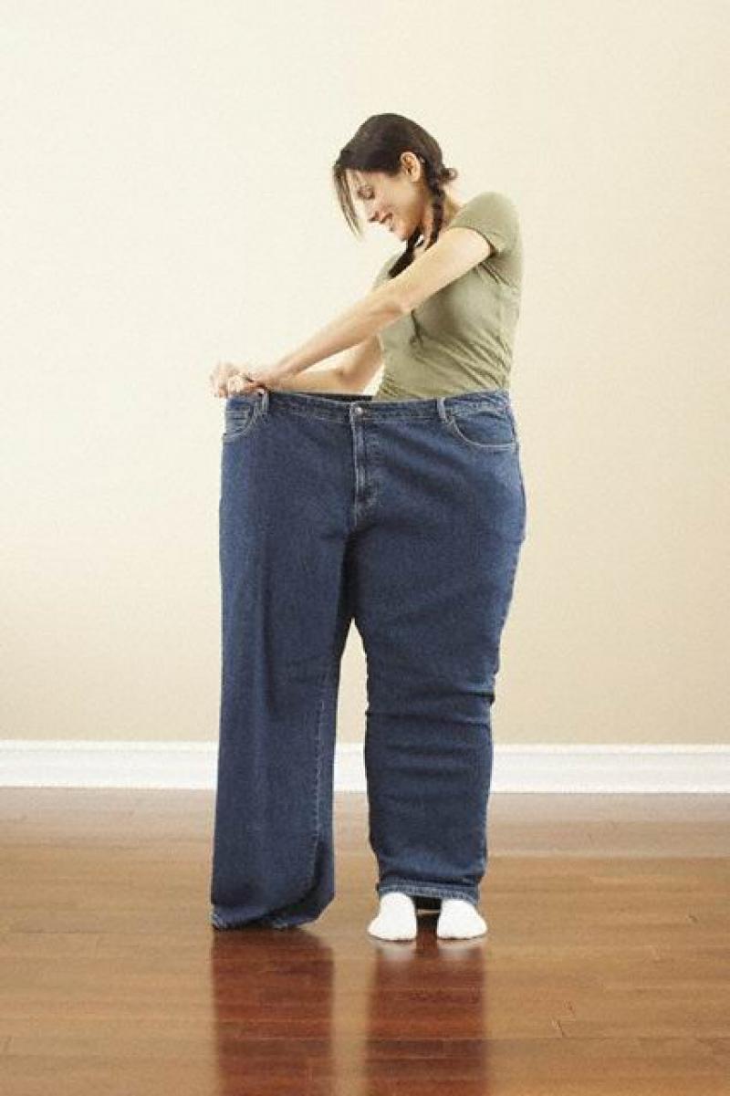 Как очень сильно похудеть мужчине