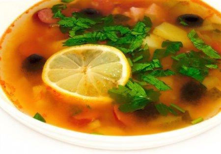 Рецепты супов обычные: вкусный обед для всех