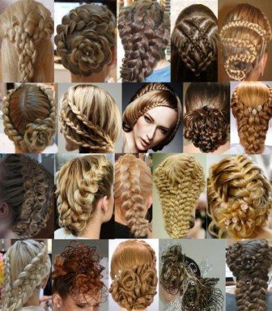 Зачіски вечірні: пори подбати про своє волосся!