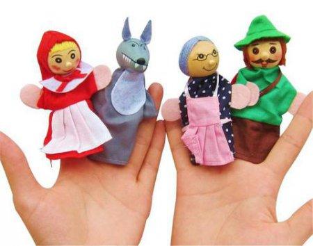 Пальчиковые игры - обязательная часть развития ребенка