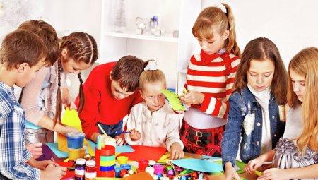 Детские кружки: не навязывайте ребенку лишнее