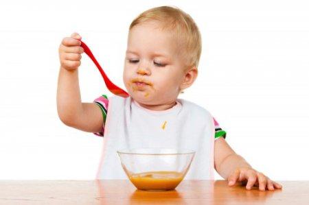 Вкусные рецепты для детей 1 года или как накормить «нехочуху»