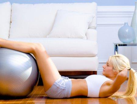Фитнес дома: похудей за 30 дней без усилий