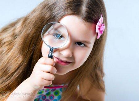 Улучшить зрение ребенку раз и навсегда