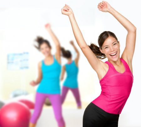 Ефективний фітнес для схуднення