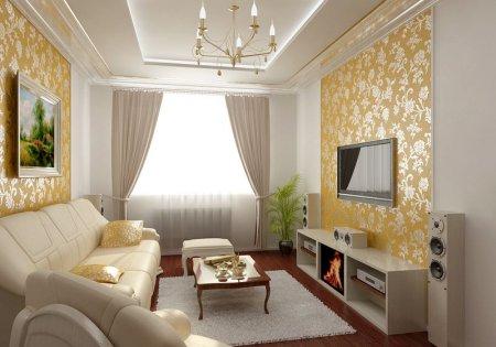 Идеальный интерьер зала в квартире своими руками: советы эксперта