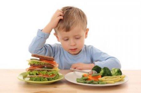 Правильное питание для физического здоровья детей