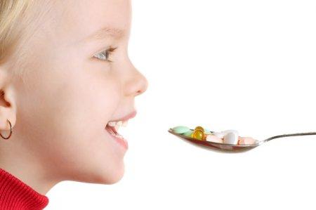 Растим здорового ребенка: 11 важных витаминов для детей