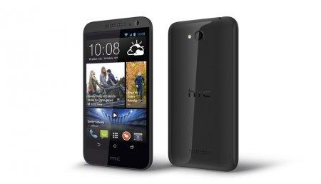 Новинки телефонов HTC 2014: HTC Desire 616 Dual Sim