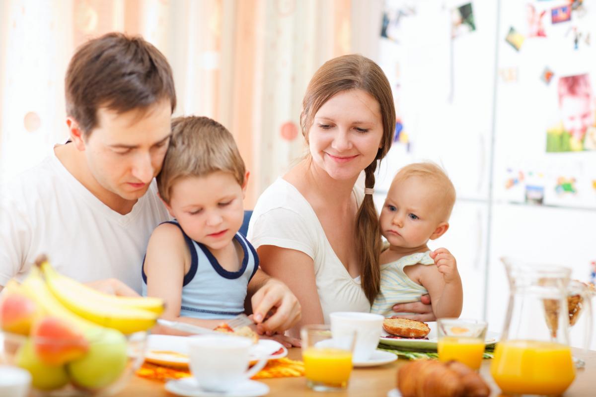 Витамины для детей - забота о ребенке