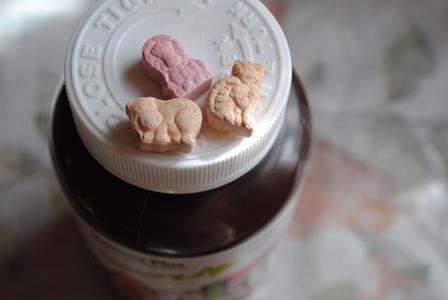 Детские витамины: ТОП самых полезных