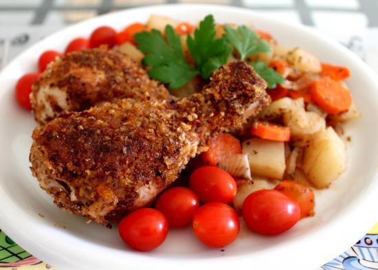 Блюда из курицы 982 вкусных рецептов с фото  Алимеро