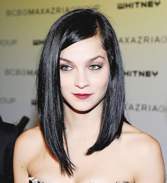 зачіски фото каре