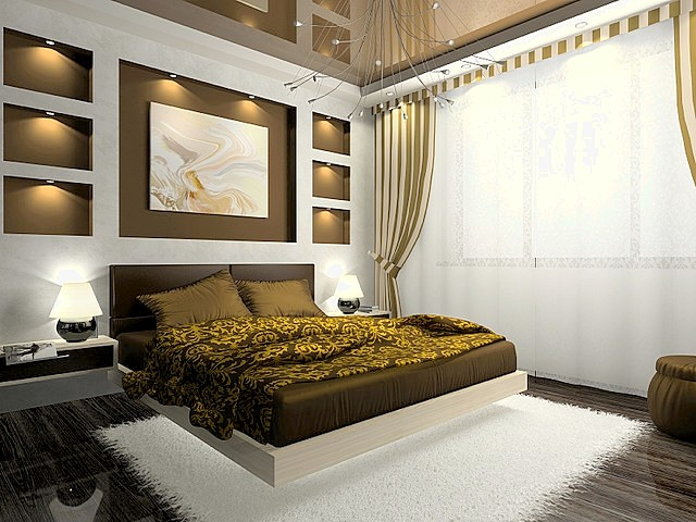 интерьер комнаты фото в современном стиле