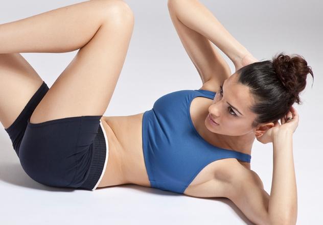 Упражнения для похудения марии корпан