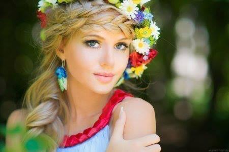 Мода на made in Ukraine: прически украинские