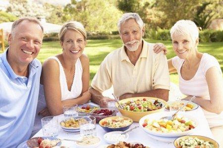 Як правильно харчуватися після 45 років?