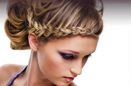 Зачіски коси: тренди літа 2015