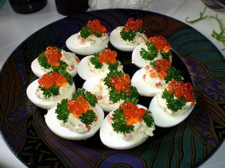 Рецепты яиц: быстро, просто и изыскано