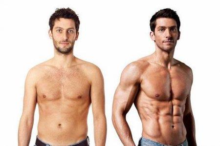 Фітнес вдома для чоловіків: як наростити м'язи за місяць