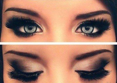 Як ще підкреслити блакитні очі