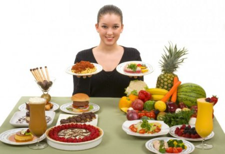 Як правильно харчуватися, щоб схуднути за місяць на 12кг