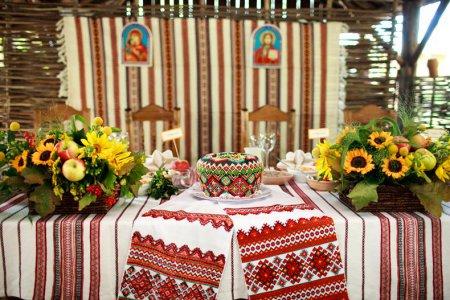 Як організувати весілля в українському стилі