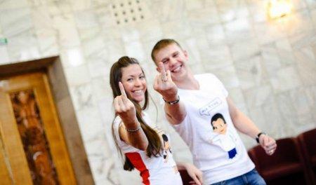 Незвичайна весілля: коли немає грошей на пишне торжество