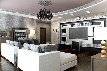Особенности дизайна в Европе: интерьер европейских квартир