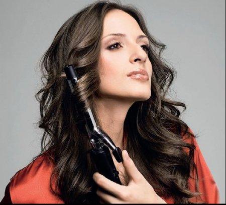 Кращі зачіски жіночі з допомогою плойок