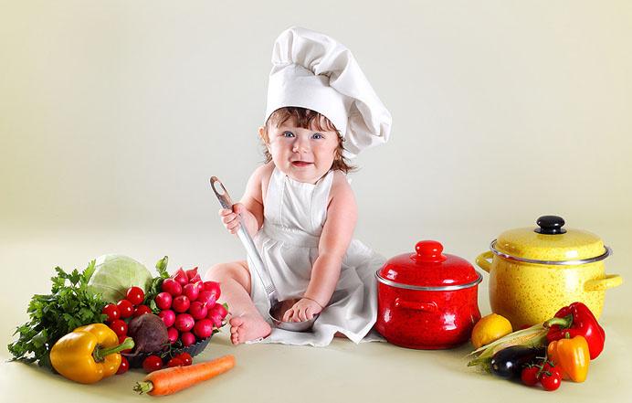 здоровое питание детей дошкольного