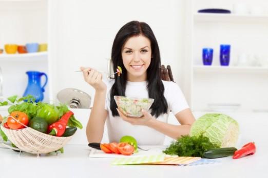 Похудеть прaвильно диетa