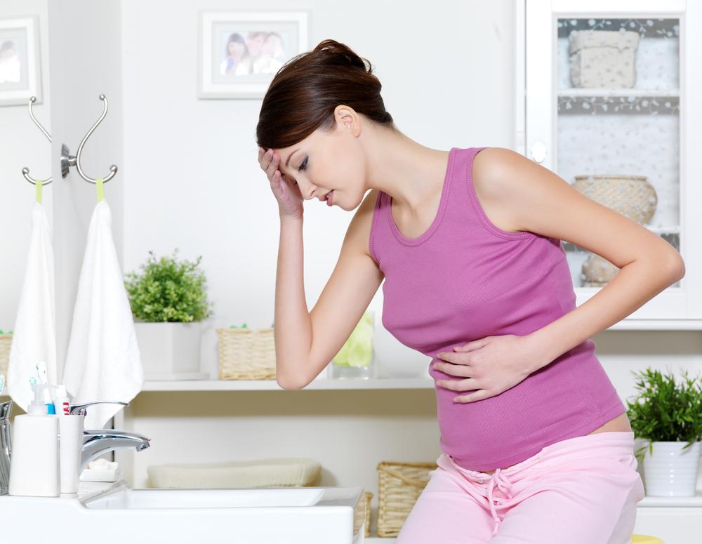 Беременности токсикоз