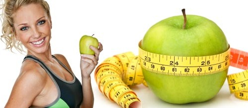 как я похудела за месяц