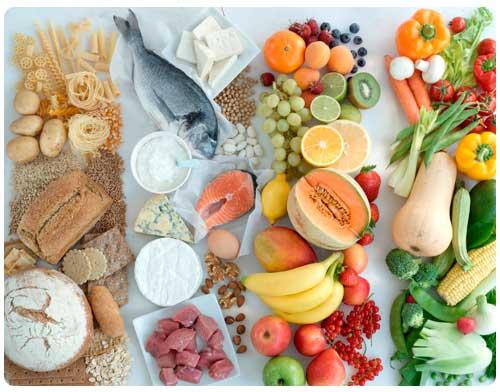 как составить меню правильного питания