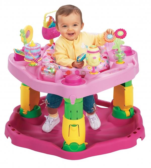 Ребенок 4 месяца игрушки