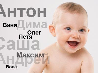 Как назвать ребенка, если отчество Олегович