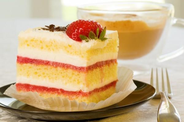 з тортів фото бісквітних Рецепти