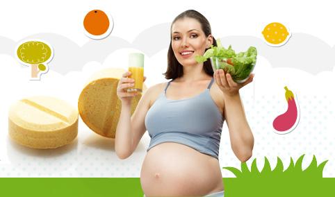 Какие витамины необходимо принимать во время беременности